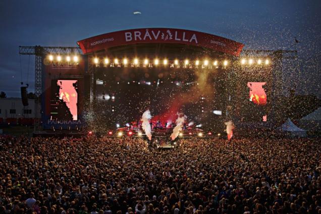 Один из крупнейших в Европе фестивалей отменили из-за частых изнасилований