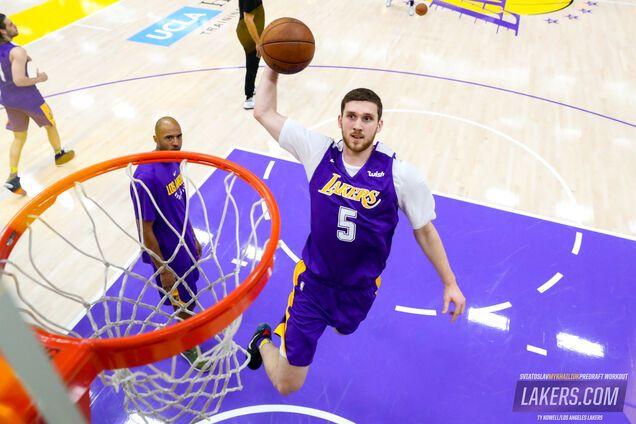 """""""Были мысли..."""" Украинец Михайлюк прокомментировал переход в клуб НБА"""
