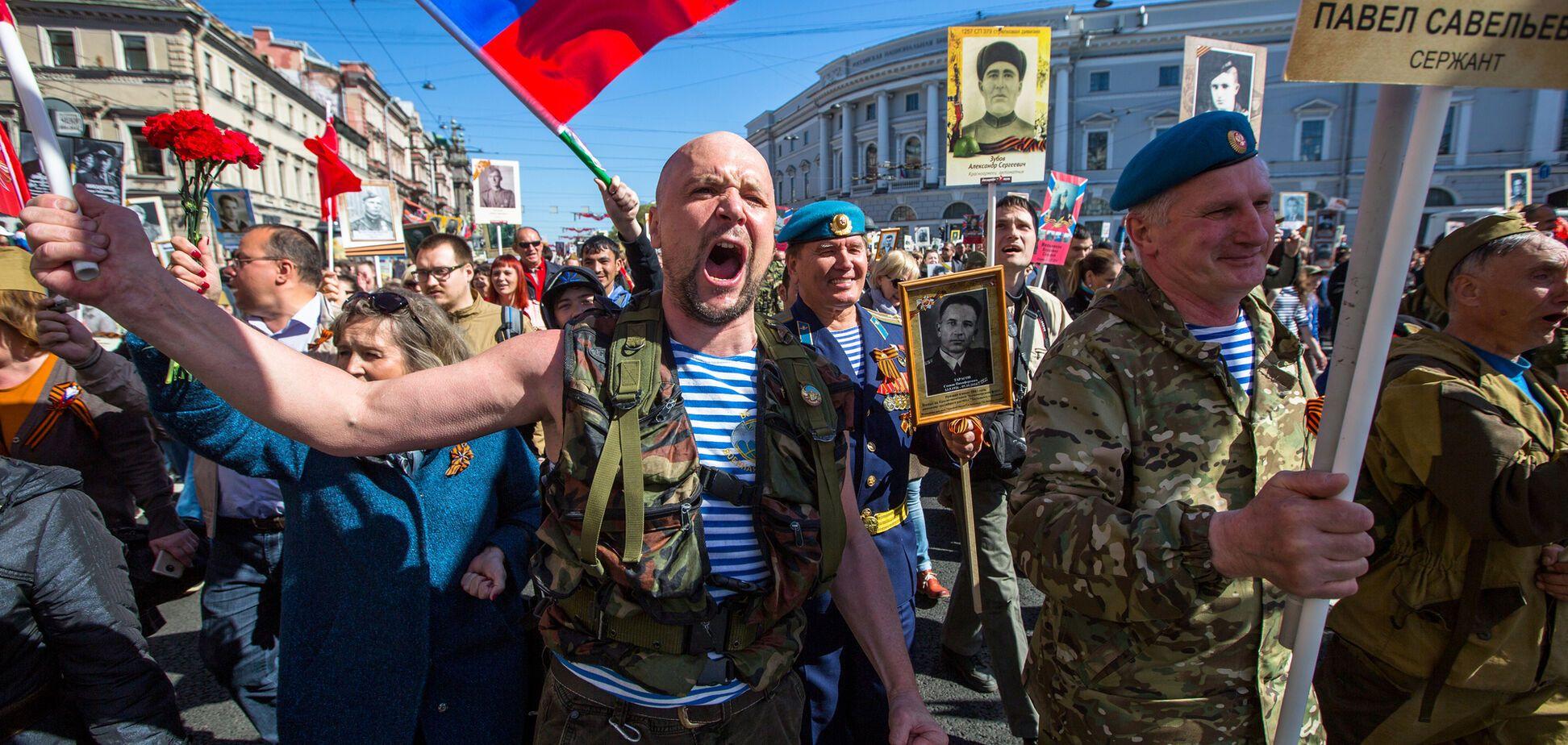 Росія вмирає повільно
