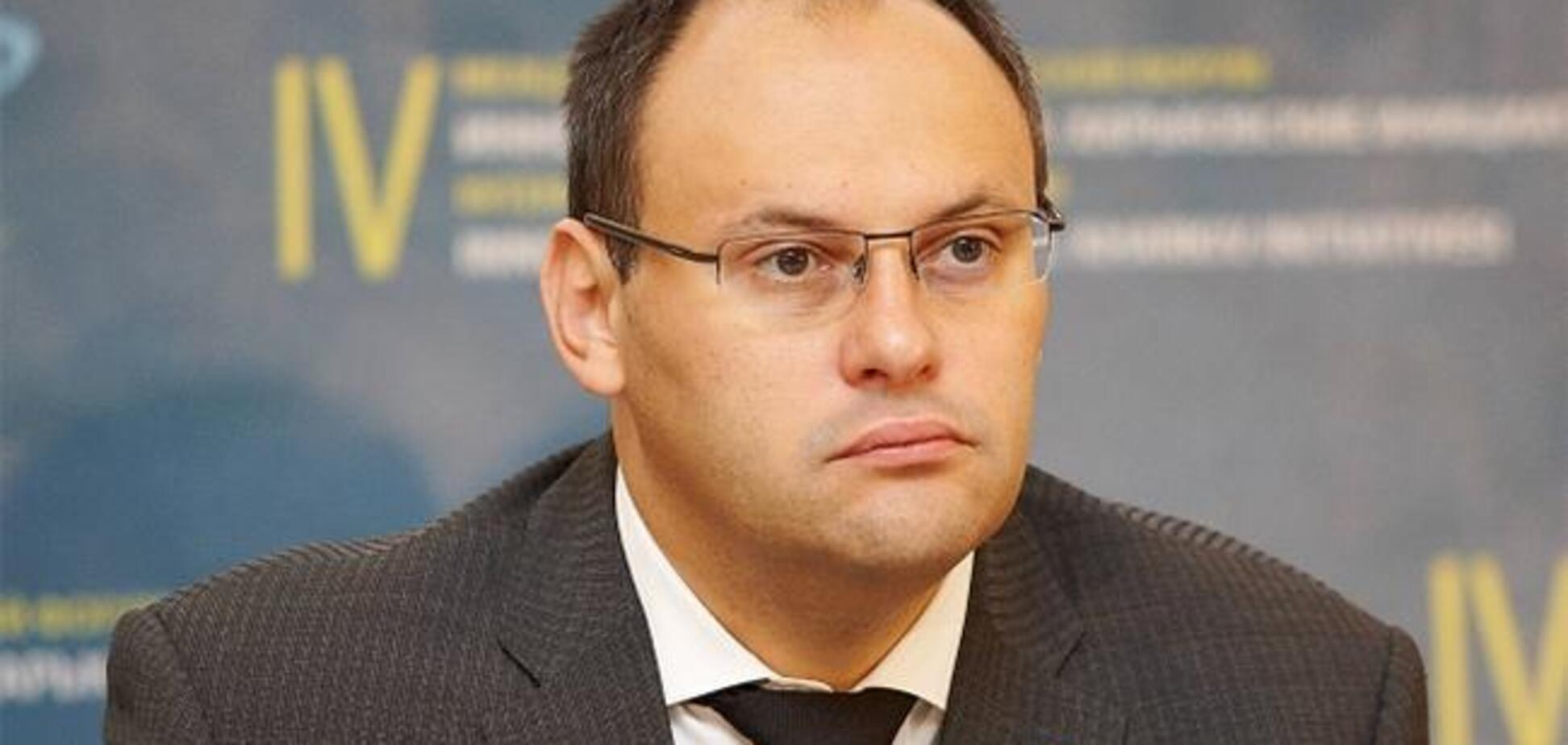 Справа на сотні мільйонів: НАБУ затримало брата Каськіва