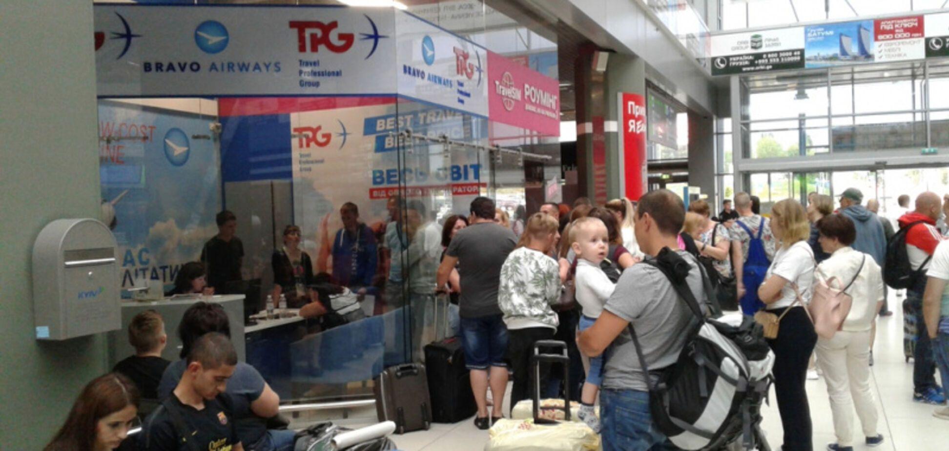 Авиаколлапс в Украине: Климкин выступил с заявлением