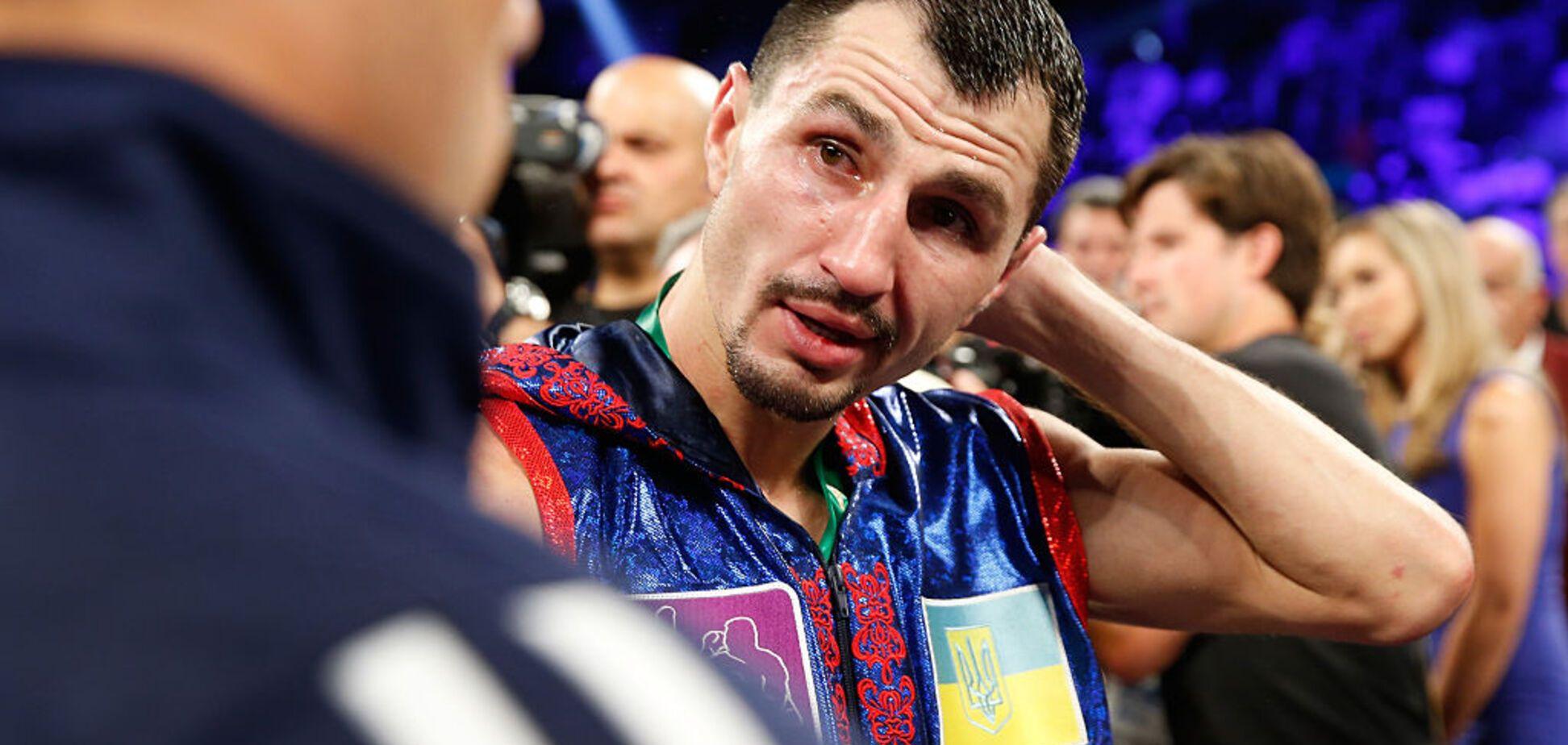 Український боксер виставив ультиматум чемпіону WBC