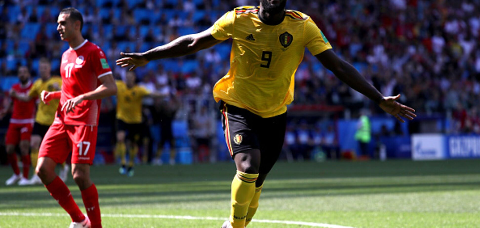 Матч Бельгия - Тунис установил рекорд ЧМ-2018