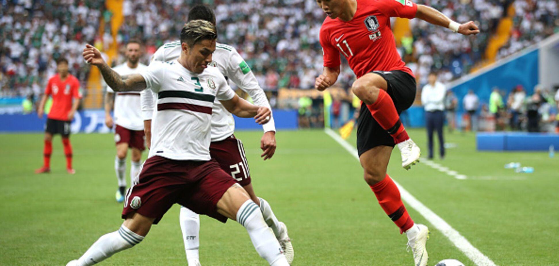 Корейський футболіст забив шедевральний гол на ЧС-2018