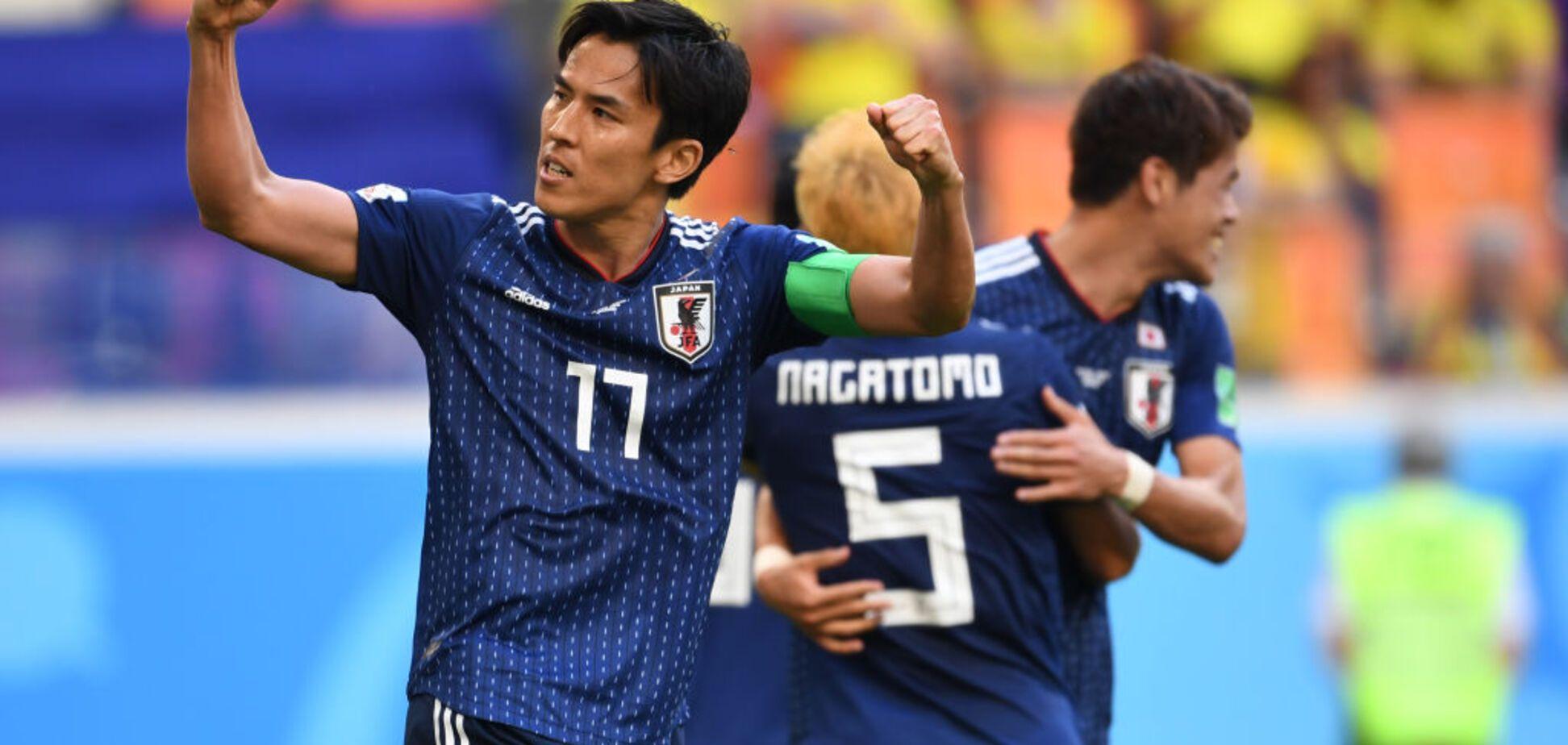 ЧМ-2018: в ФИФА отреагировали на скандал в матче Япония – Сенегал
