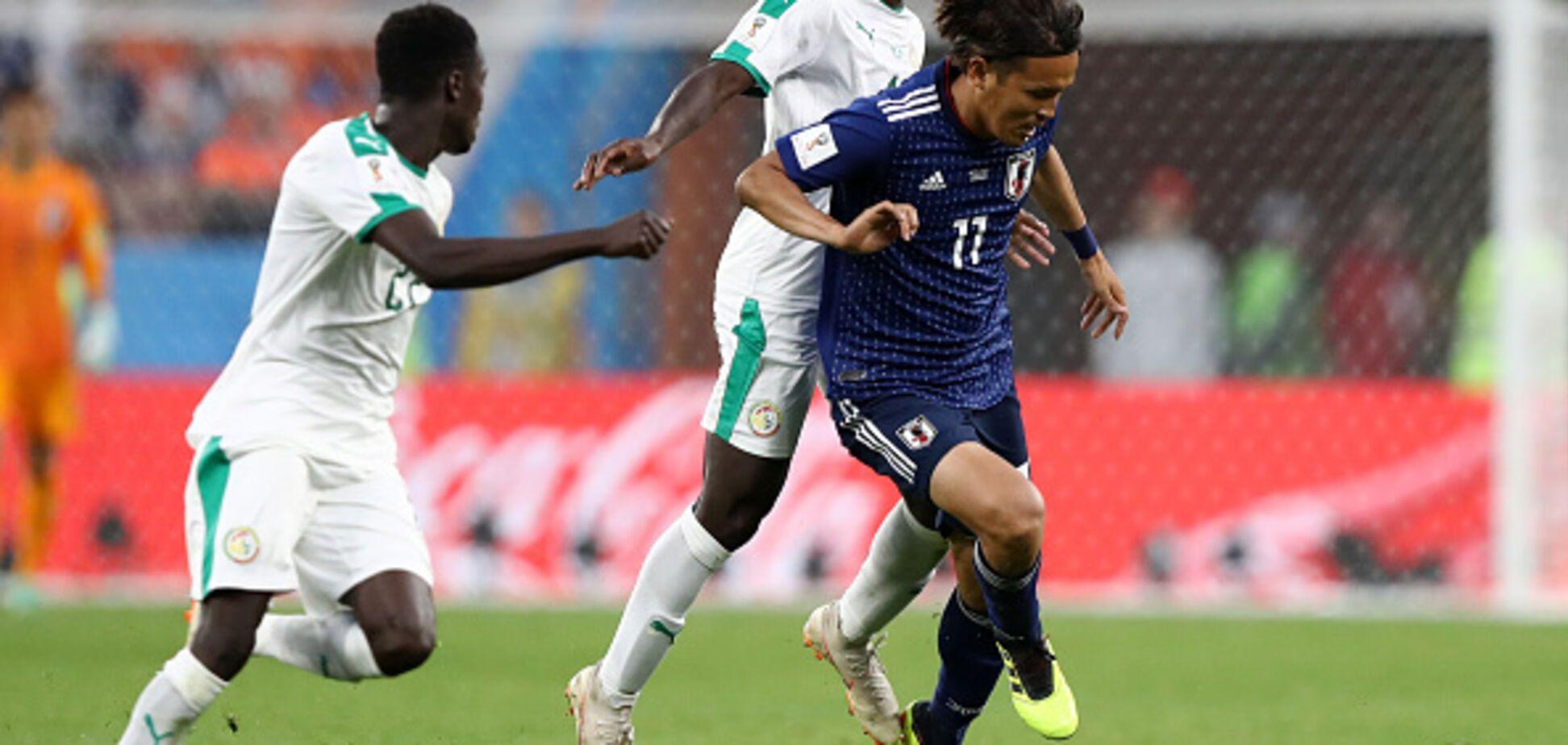 ЧС-2018: матч Японія - Польща завершився ганьбою