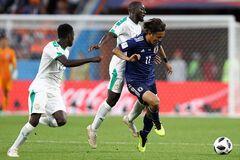 ЧМ-2018: матч Япония - Польша завершился позором