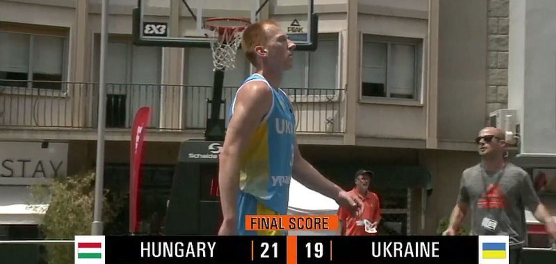 Збірна України не змогла пробитися на Євробаскет 3х3