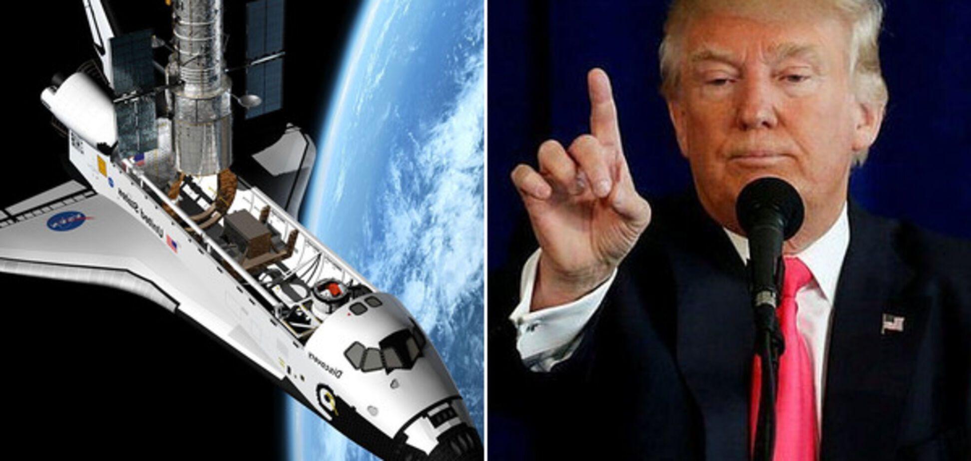 Трамп готує 'зоряні війни': навіщо США космічні війська