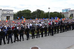 Новий 'Майдан' в Молдові: Портников побачив зв'язок з Україною