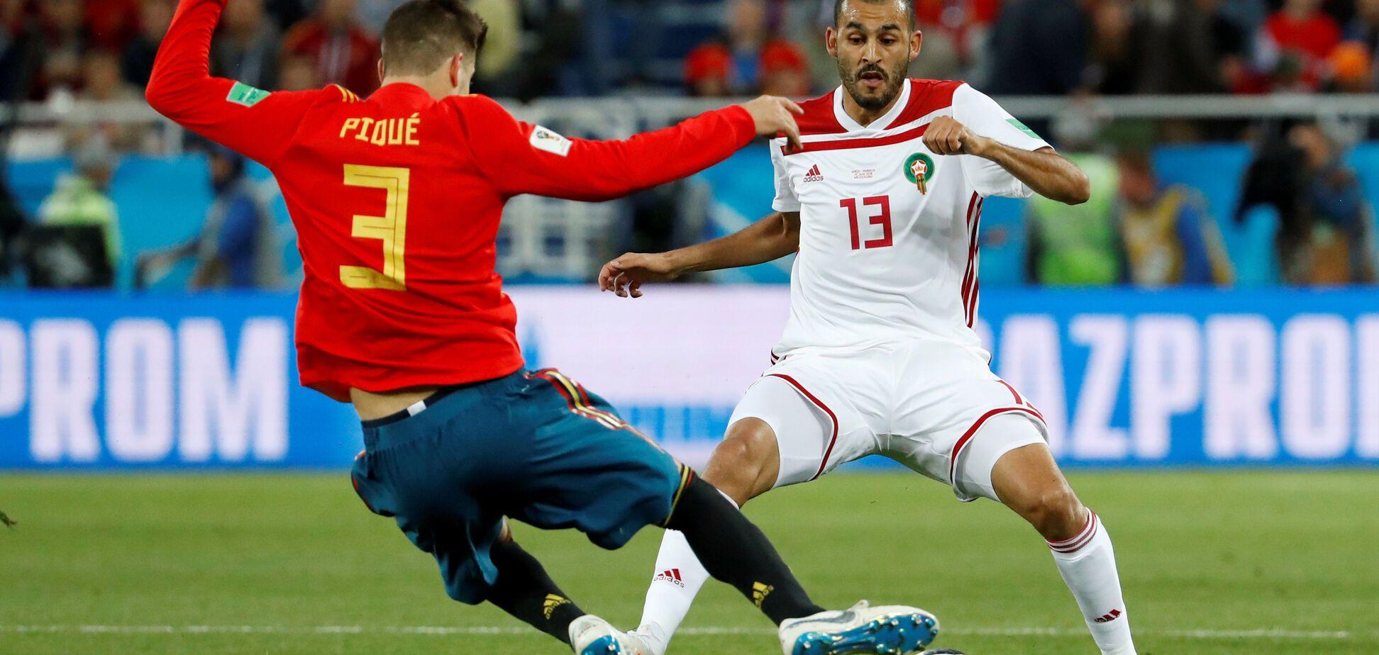 Испания - Марокко: обзор матча ЧМ-2018