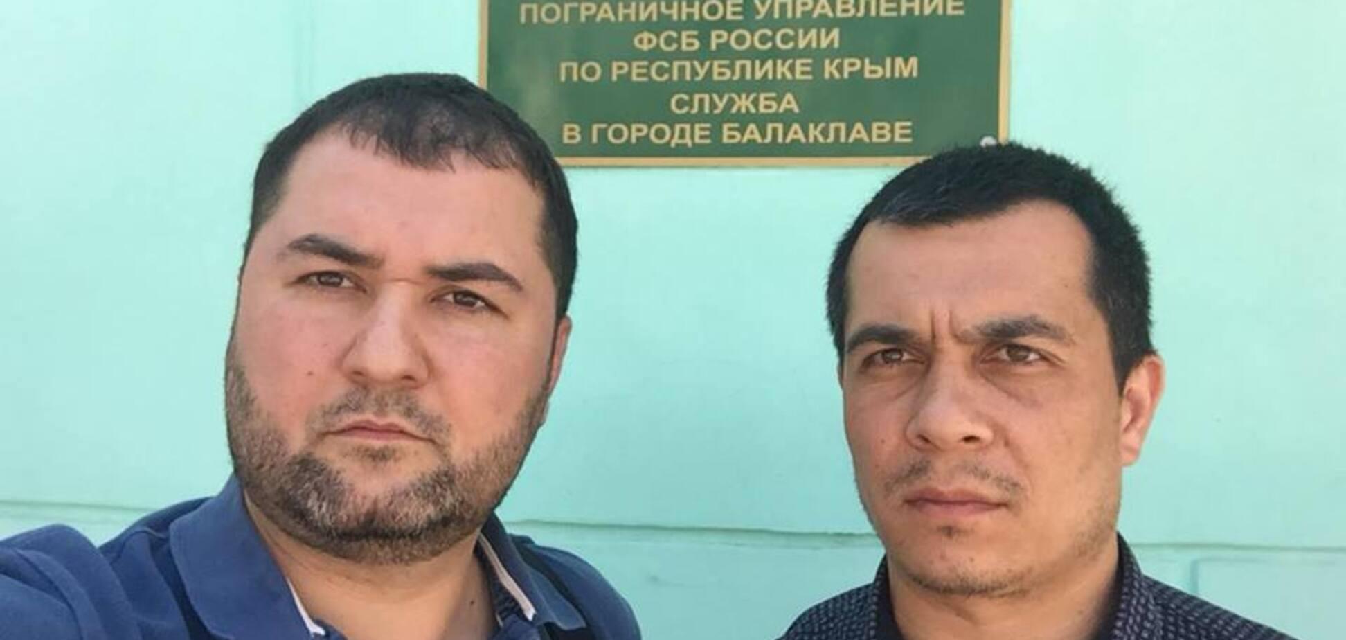 Майже 2 місяці в полоні росіян: українські моряки оголосили голодування