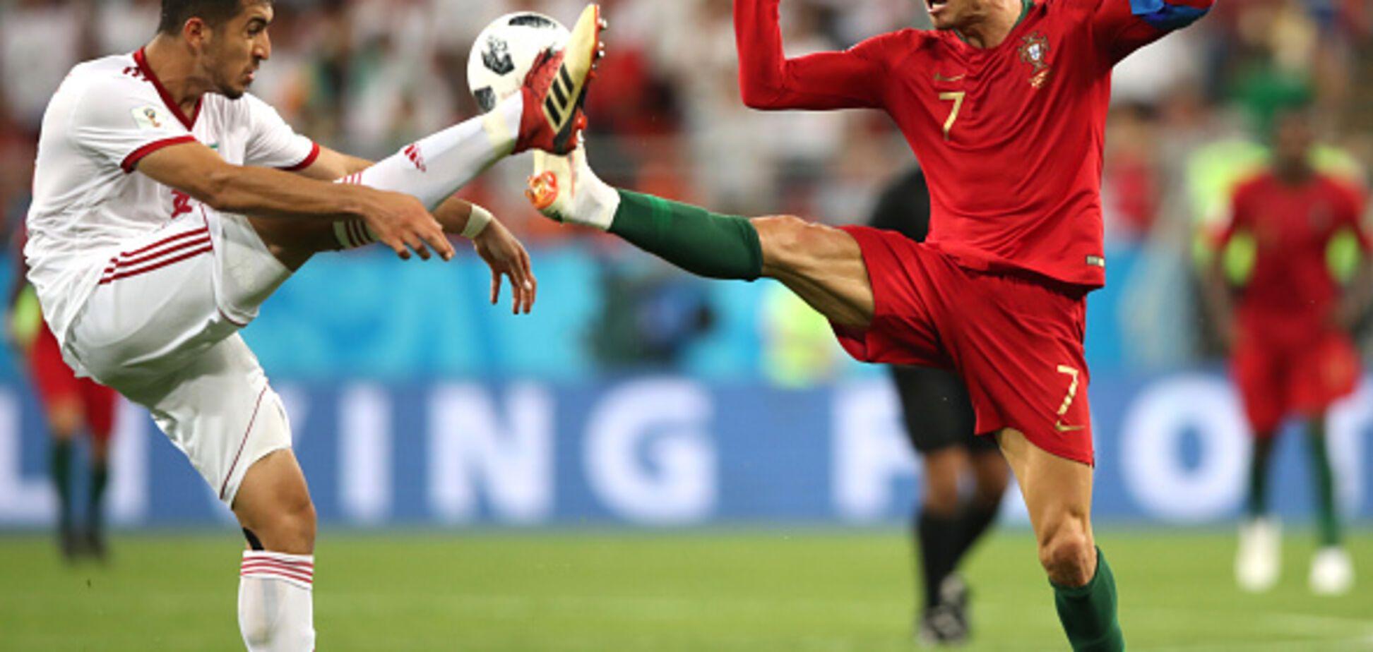 Иран – Португалия: обзор матча ЧМ-2018
