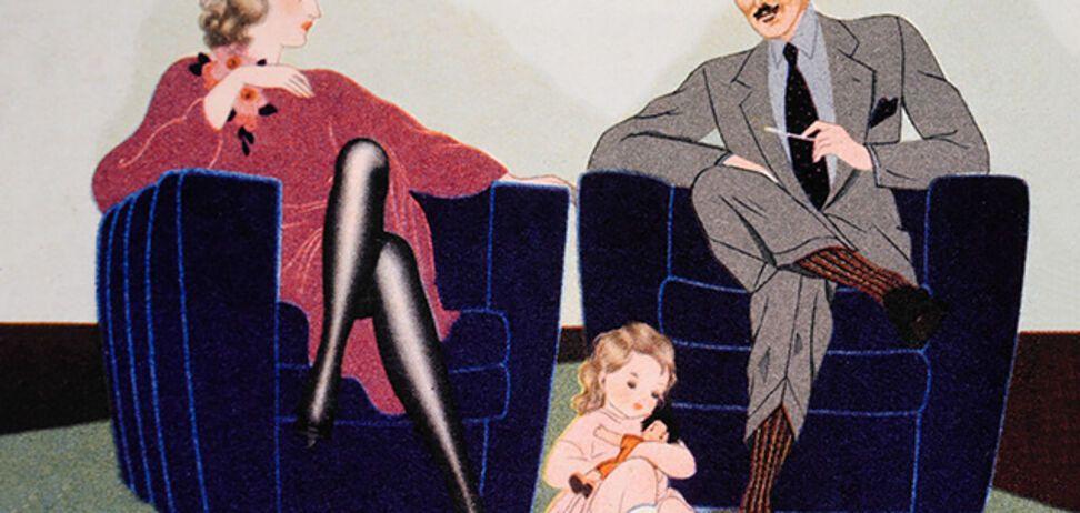 Иллюзия красивой жизни в соцсетях