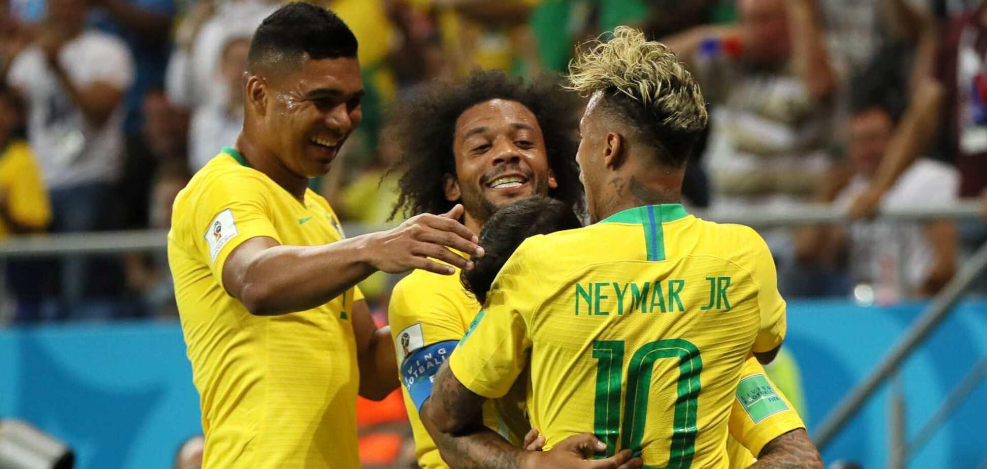 Счет открыт! Бразилия – Мексика: онлайн-трансляция матча 1/8 финала ЧМ-2018