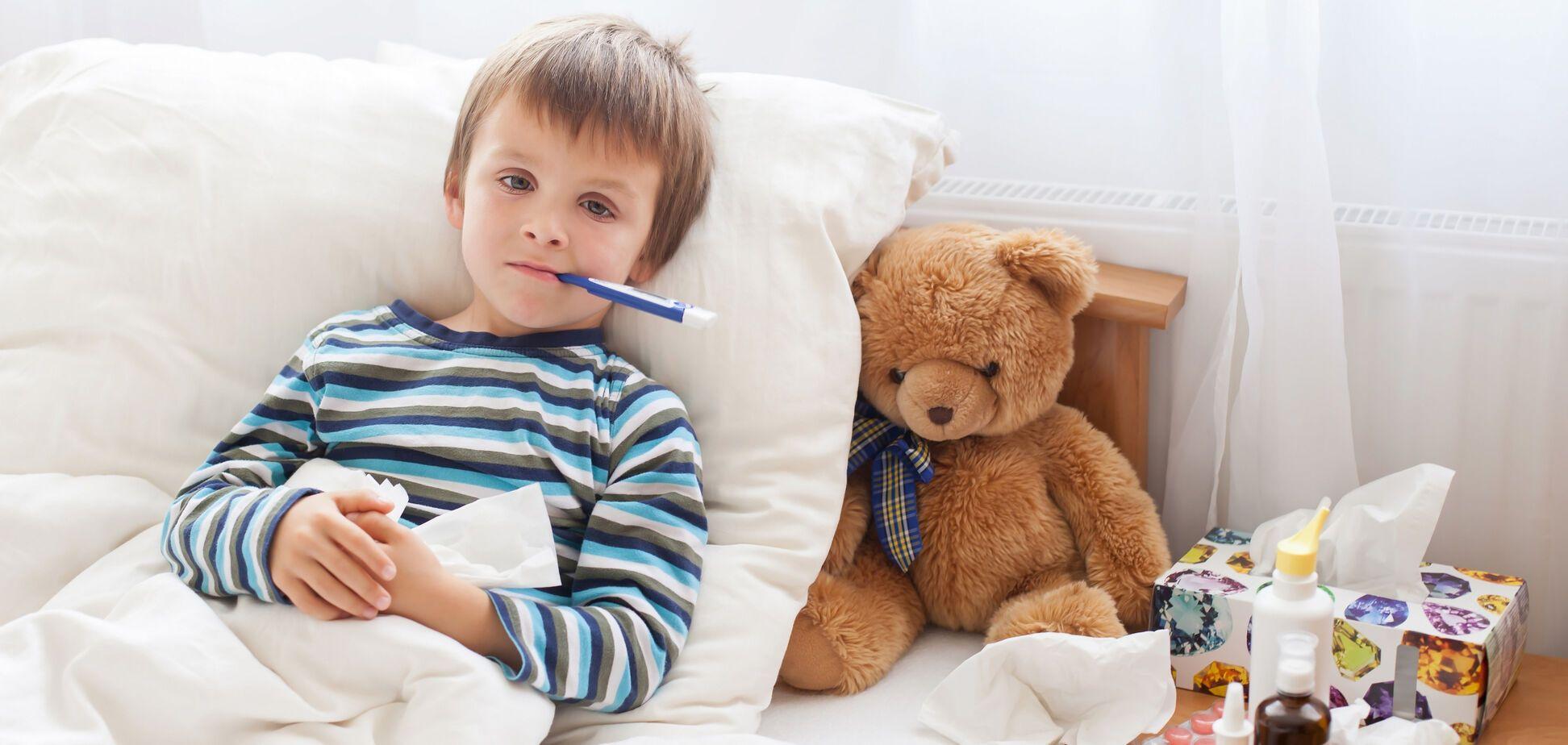 Когда ребенку нужен иммунолог?