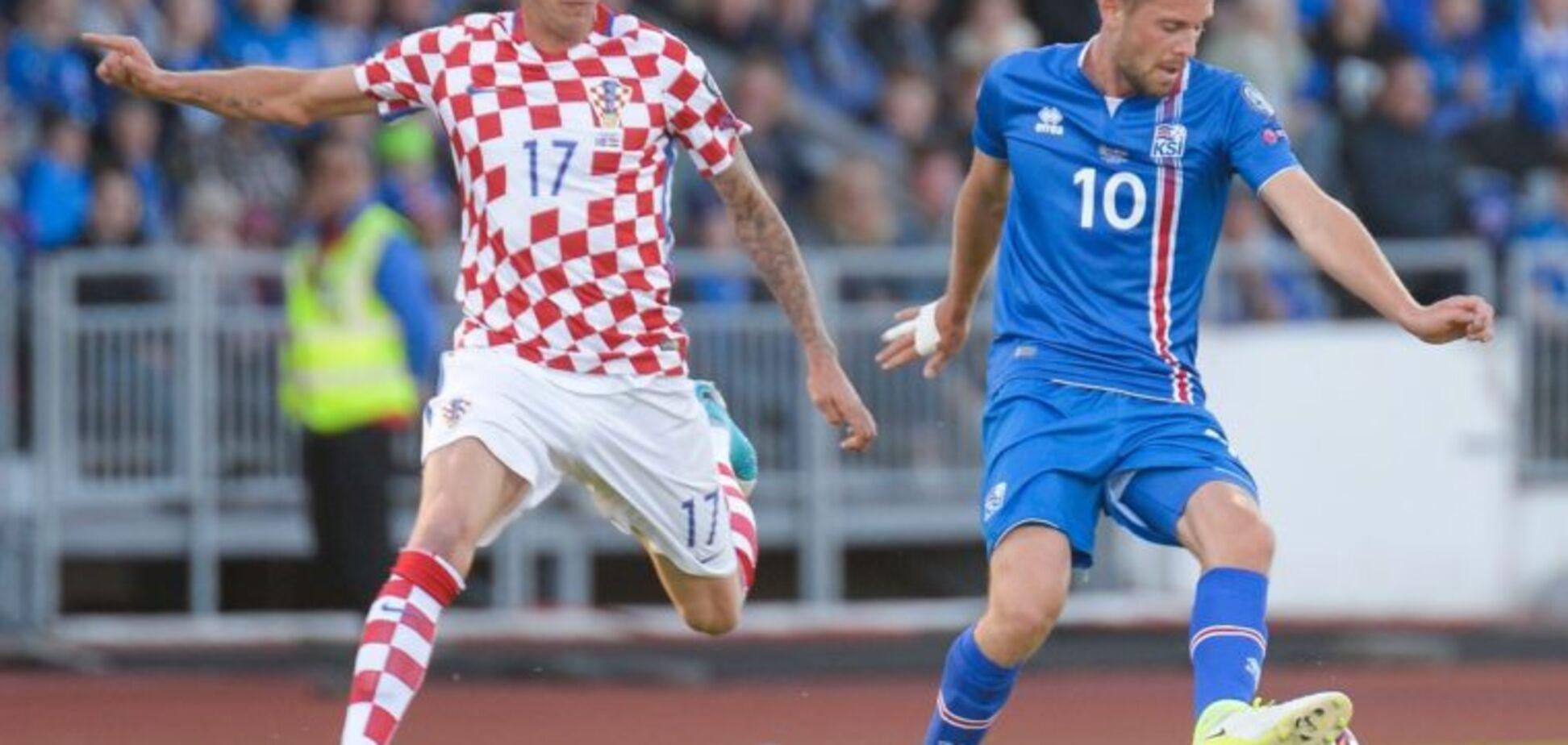 Ісландія - Хорватія: прогноз на матч ЧС-2018