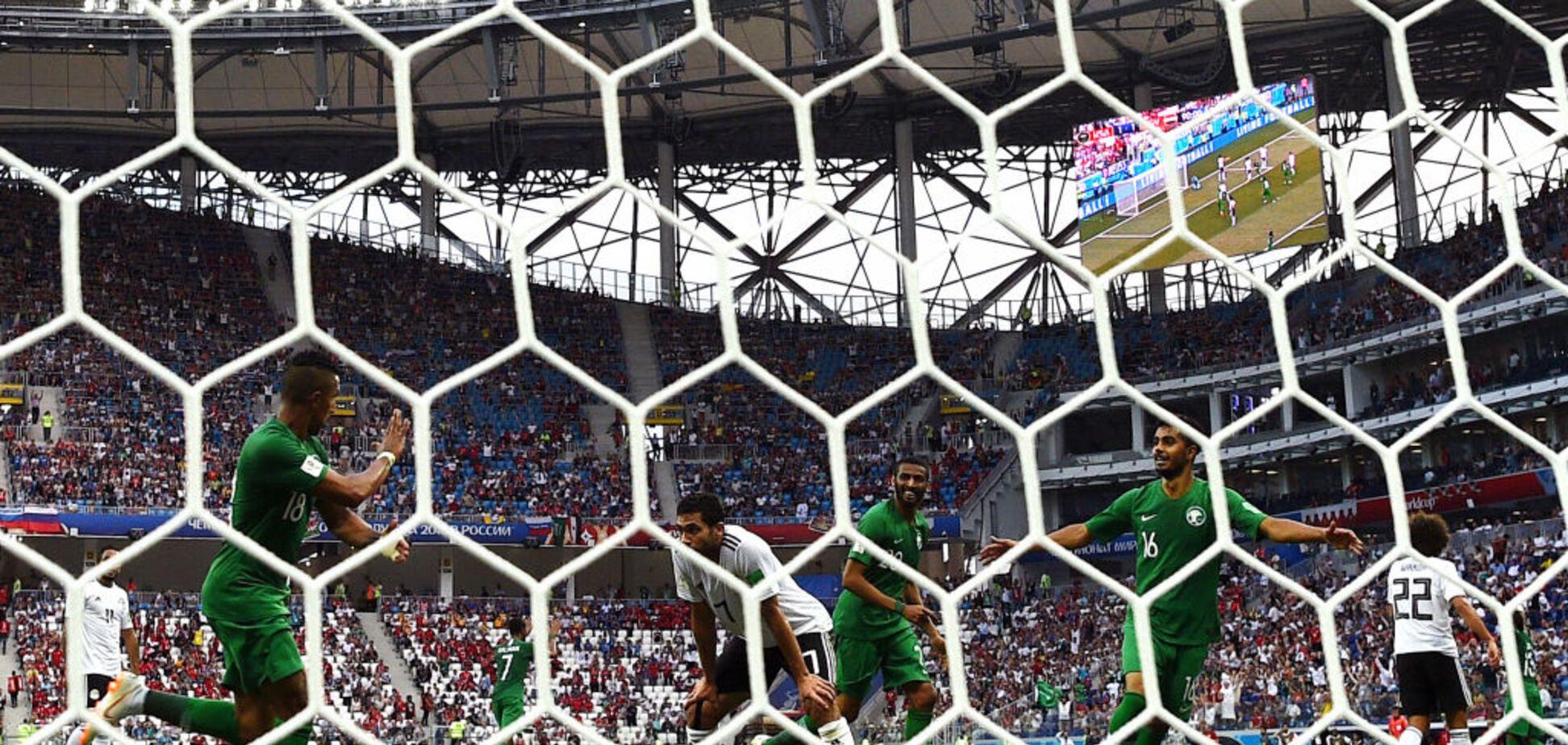 Саудовская Аравия – Египет: обзор матча ЧМ-2018