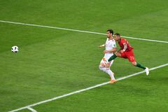 Футболіст збірної Португалії забив неймовірний гол на ЧС-2018: відео шедевра