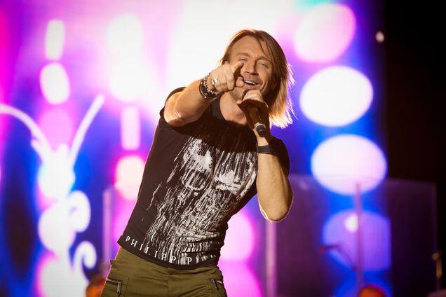 Олег Винник станет хедлайнером одного из крупнейших в Европе рок-фестивалей