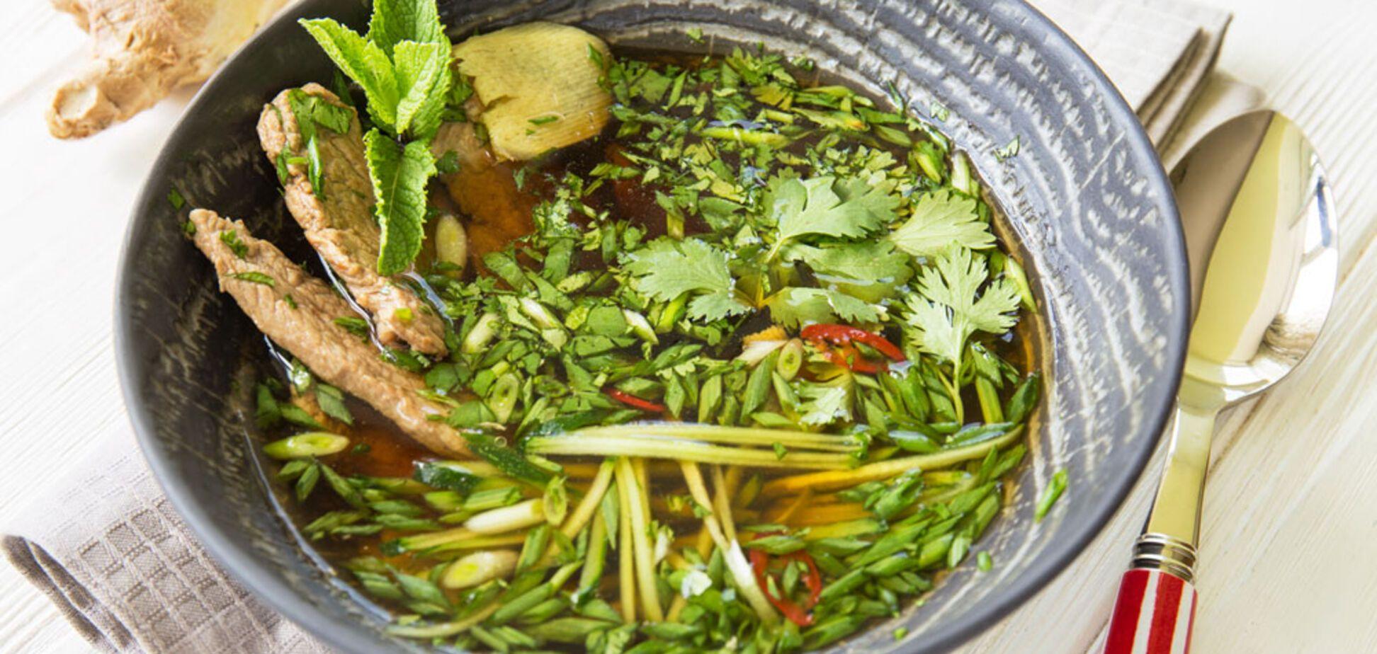 'Дуже добре освіжає': зірковий кухар поділився рецептом холодного супу