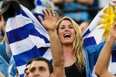 Видалення Смольнікова! Уругвай - Росія: онлайн-трансляція матчу ЧС-2018