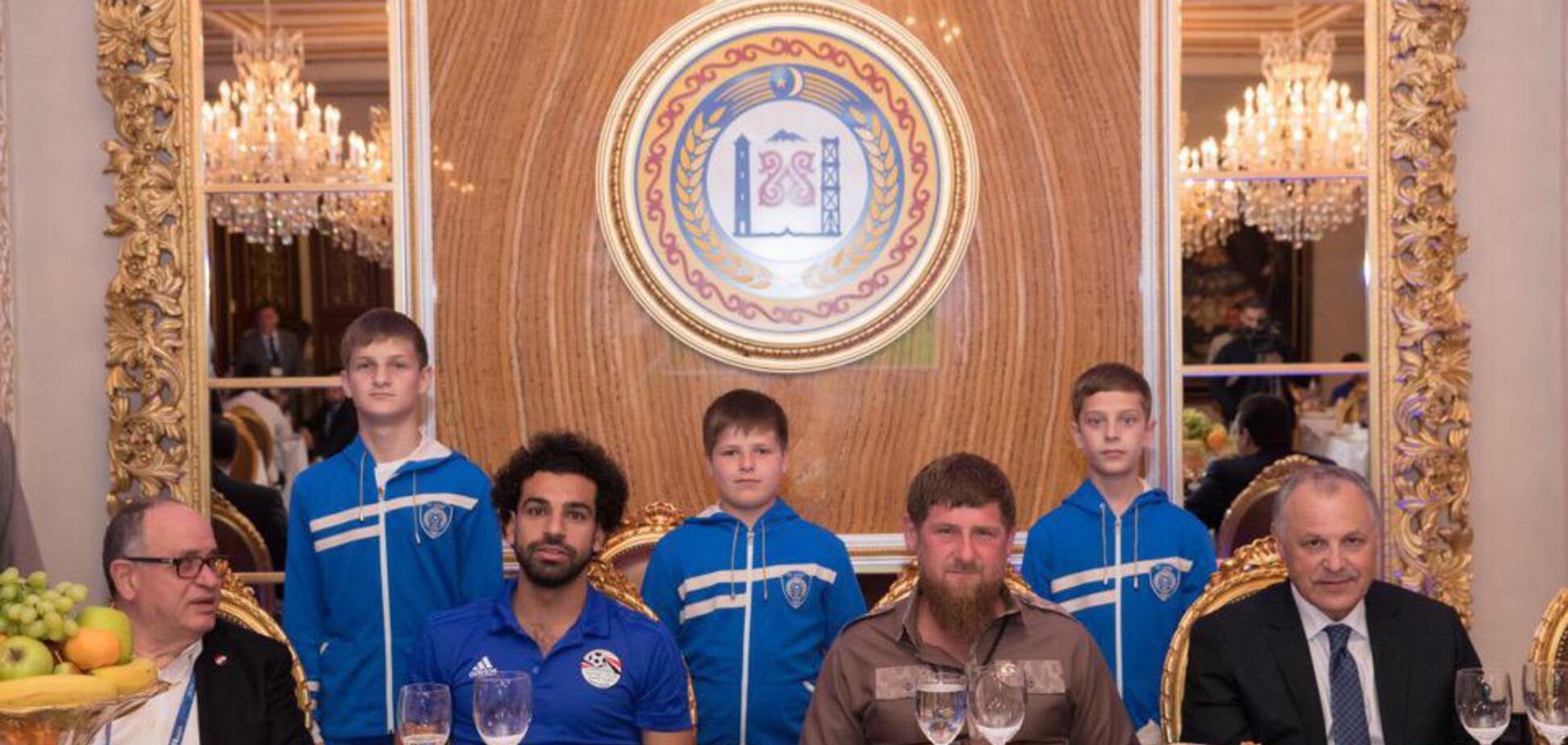 Чечня и Кадыров привели к позору сборной на ЧМ-2018