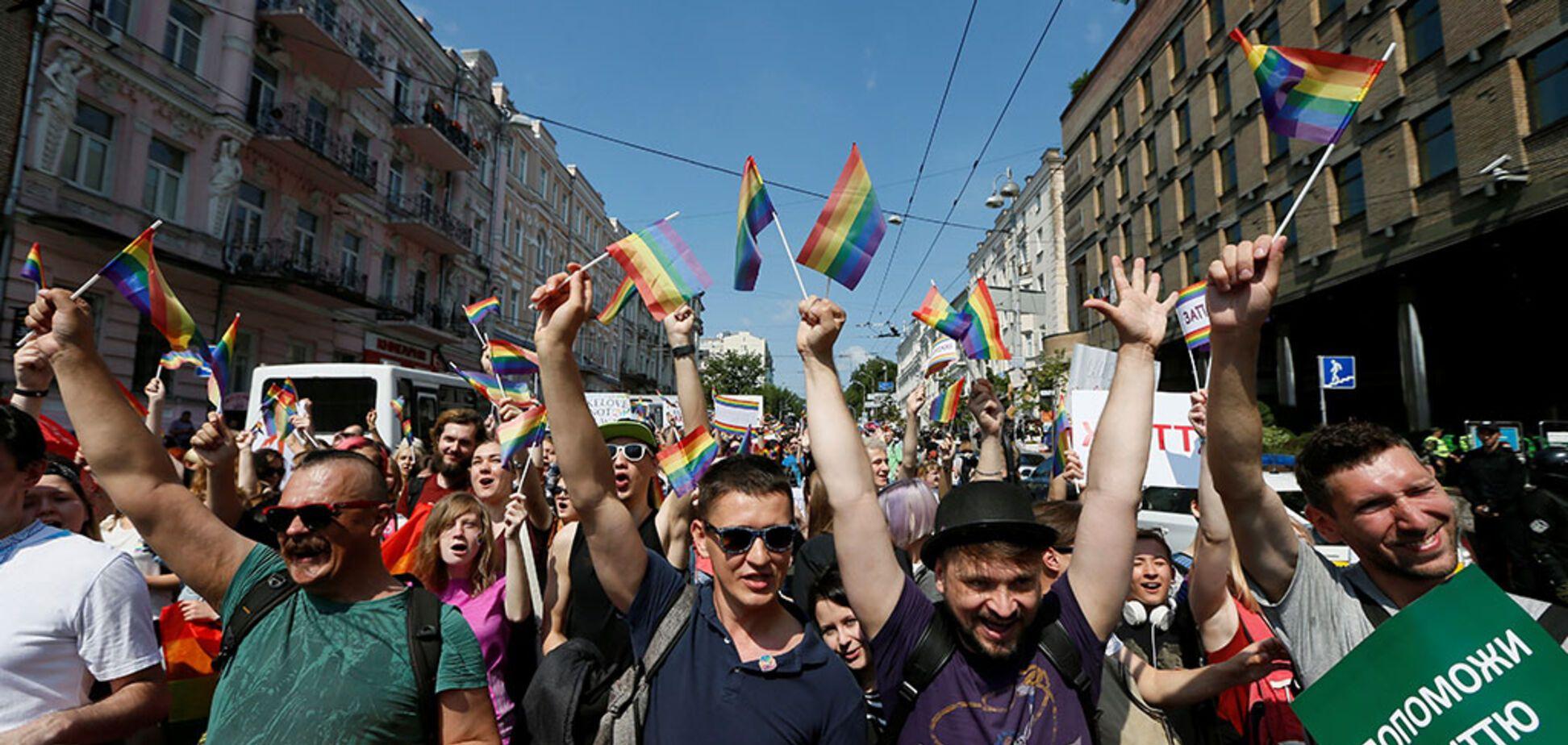 Скандальний мер назвав представників ЛГБТ 'рукою Кремля'