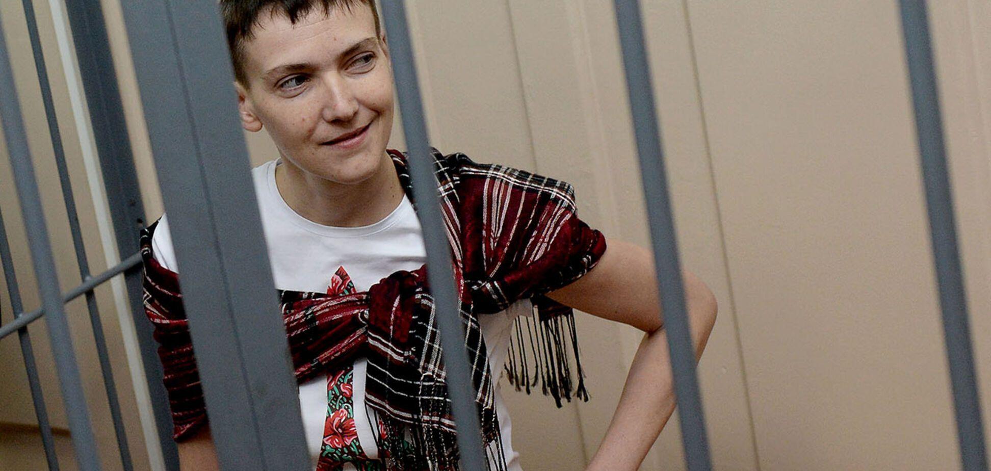 'Очень повредила': Савченко выдвинули из России серьезное обвинение