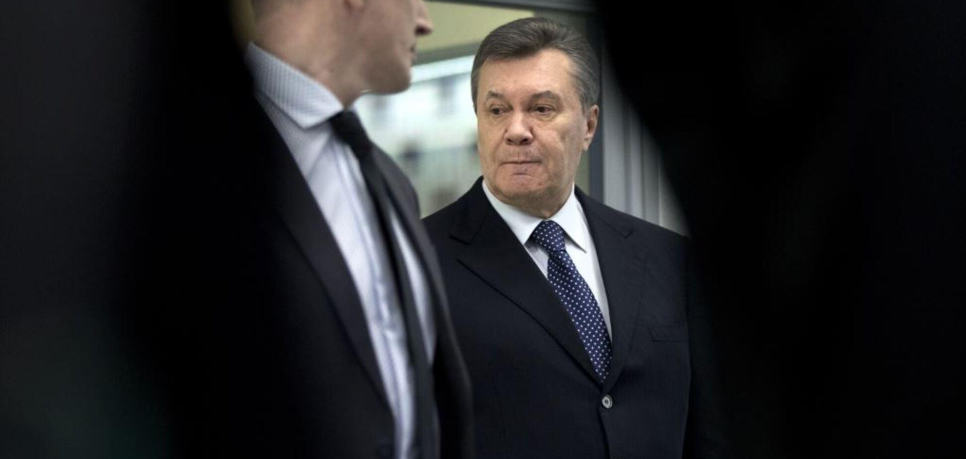 'Ань, ну как же так?' Герман розповіла про паніку Януковича під час втечі