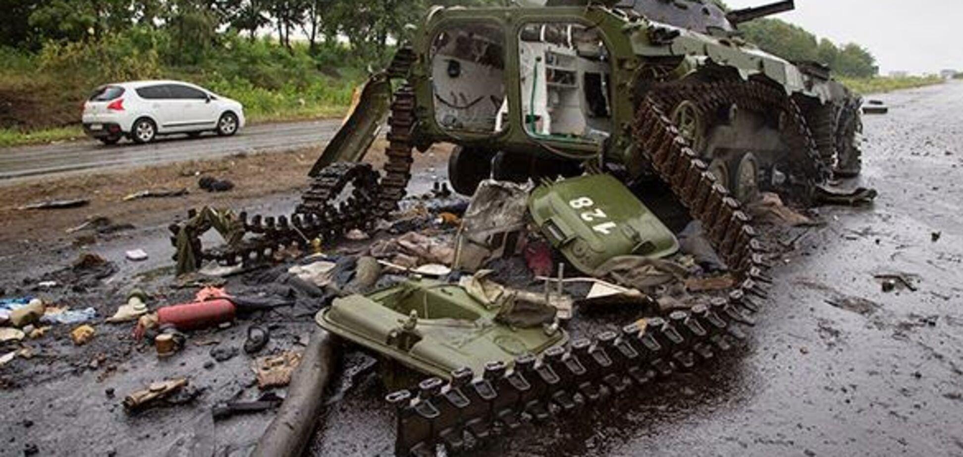 В Іловайську вбили мінімум 1000 бійців - волонтер