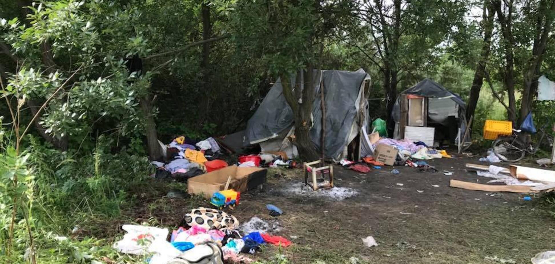 Погром табору ромів у Львові: екс-боєць АТО вказав на важливий нюанс