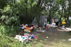 Погром табора ромов во Львове: экс-боец АТО указал на важный нюанс