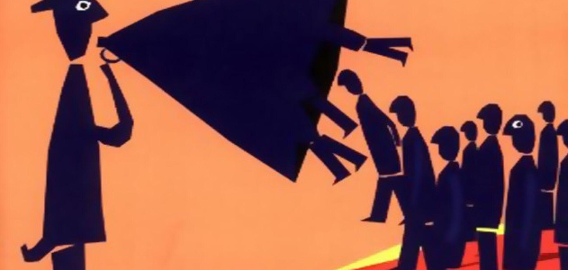Як збіговисько під парасолькою ОБСЄ захищало журналістів