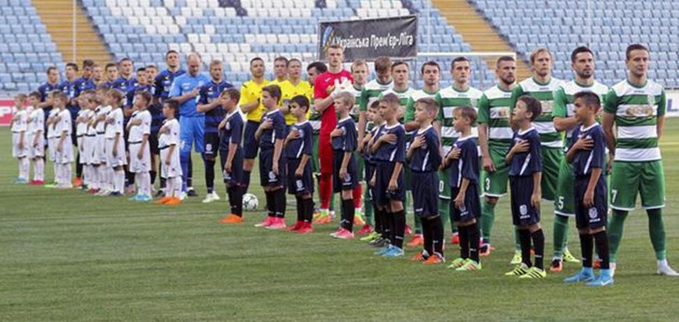 Треш дня: у Прем'єр-лізі України гратиме клуб, який вилетів раніше