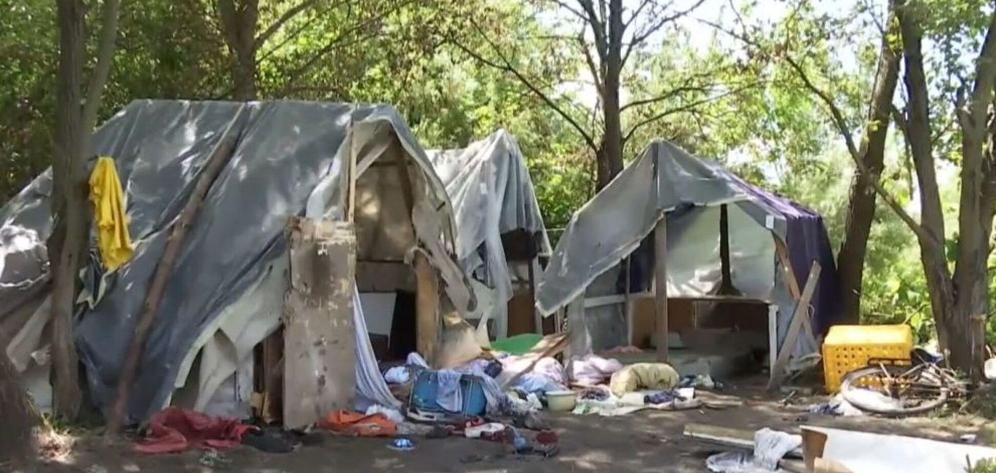 Різанина в таборі ромів у Львові: суд виніс рішення щодо підозрюваних