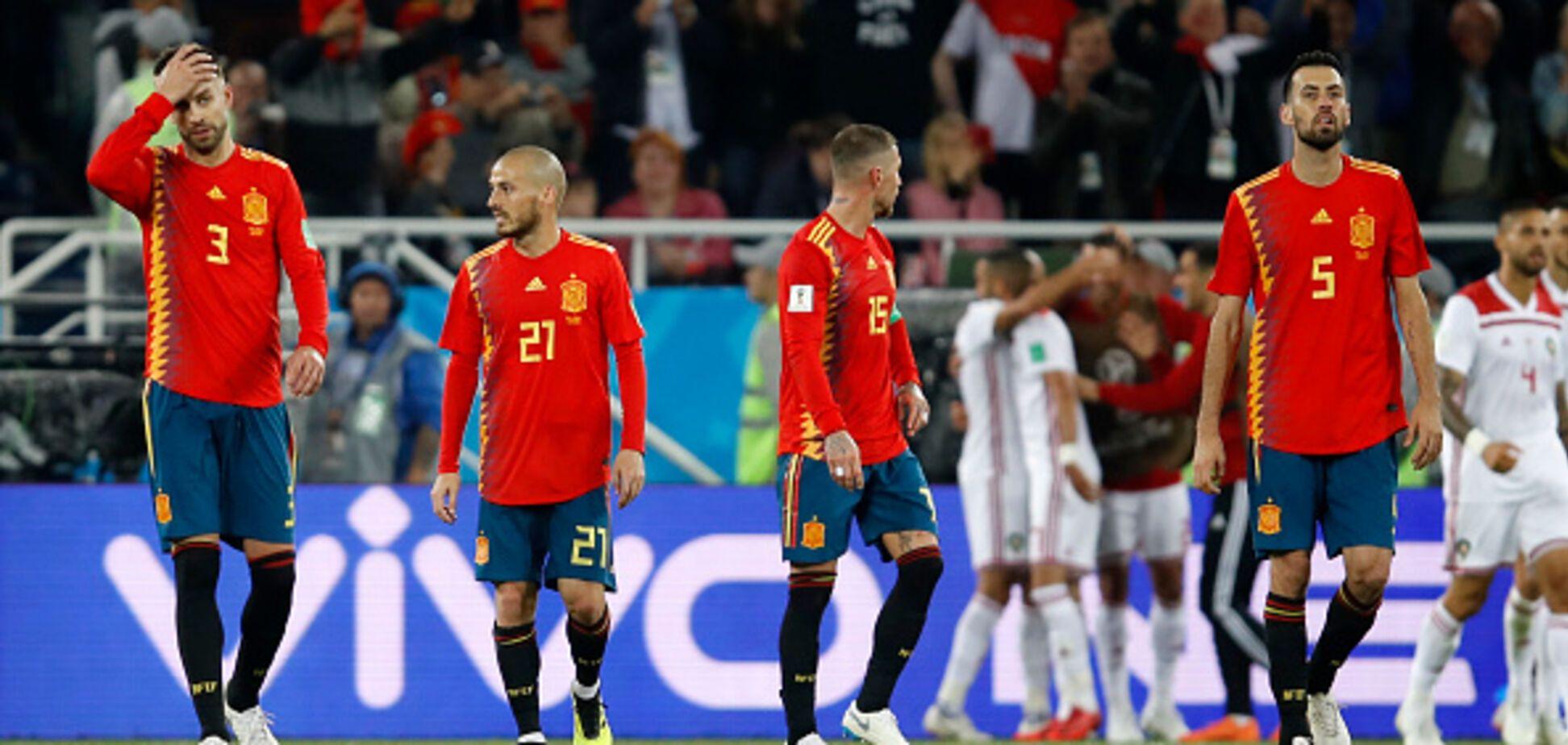 В Іспанії розповіли про небезпеку перед матчем з Росією