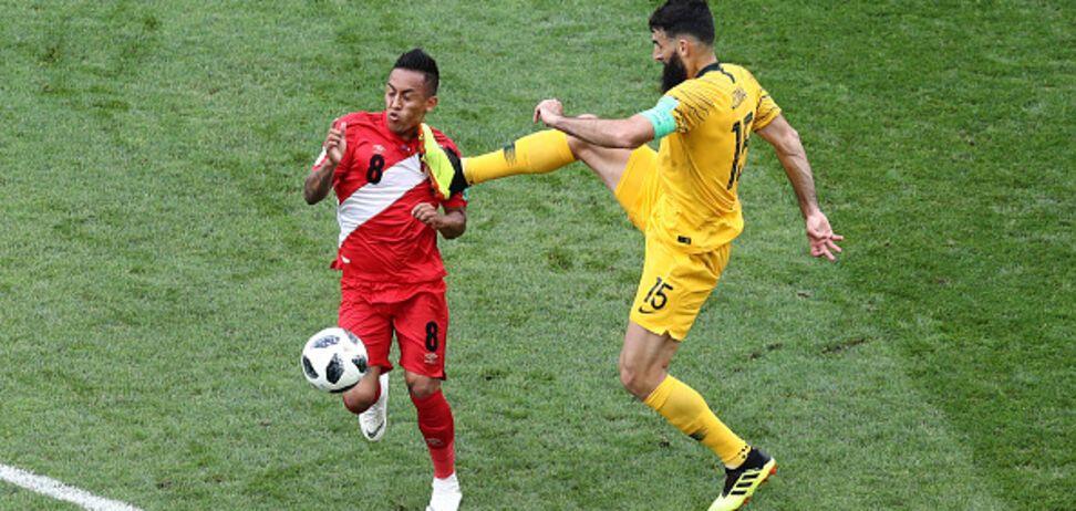 Австралія - Перу: огляд матчу ЧС-2018