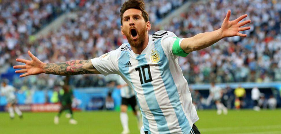 Аргентина з неймовірними труднощами вийшла в плей-офф ЧС-2018