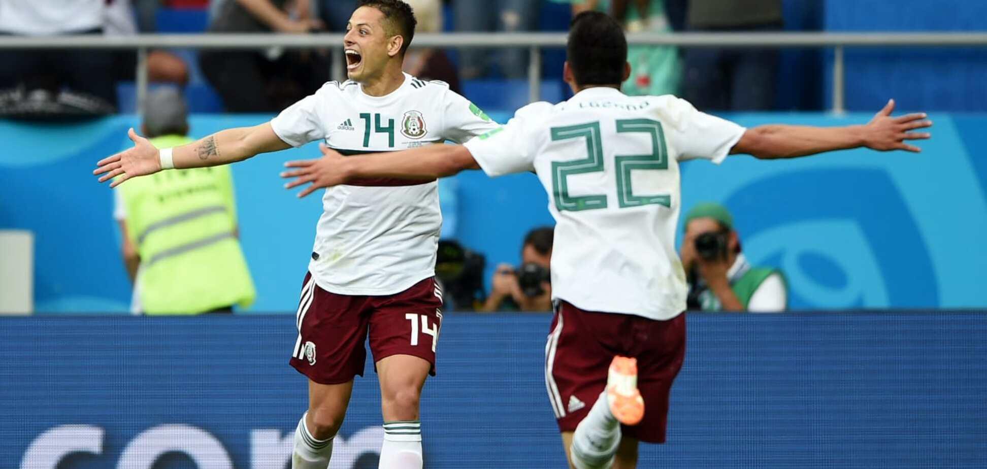 Мексика - Швеция: где смотреть, прогноз на матч ЧМ-2018