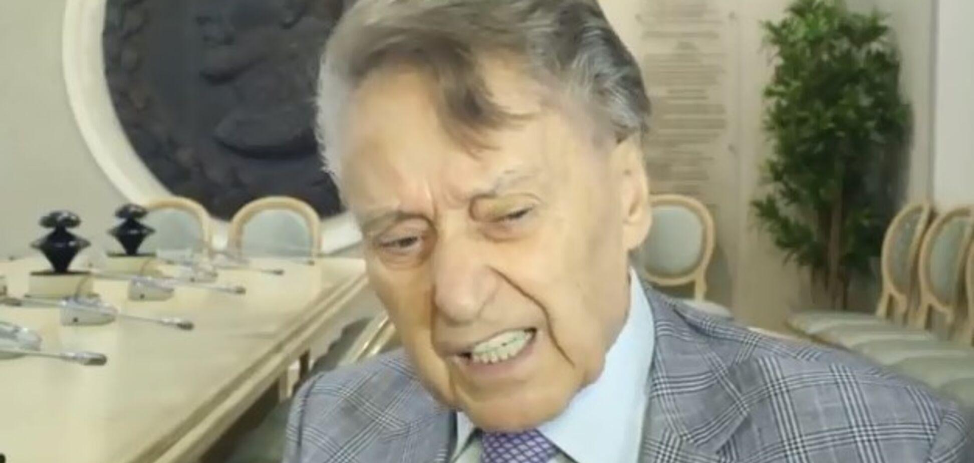 'Всегда была Малороссией': умершему поэту припомнили слова об Украине