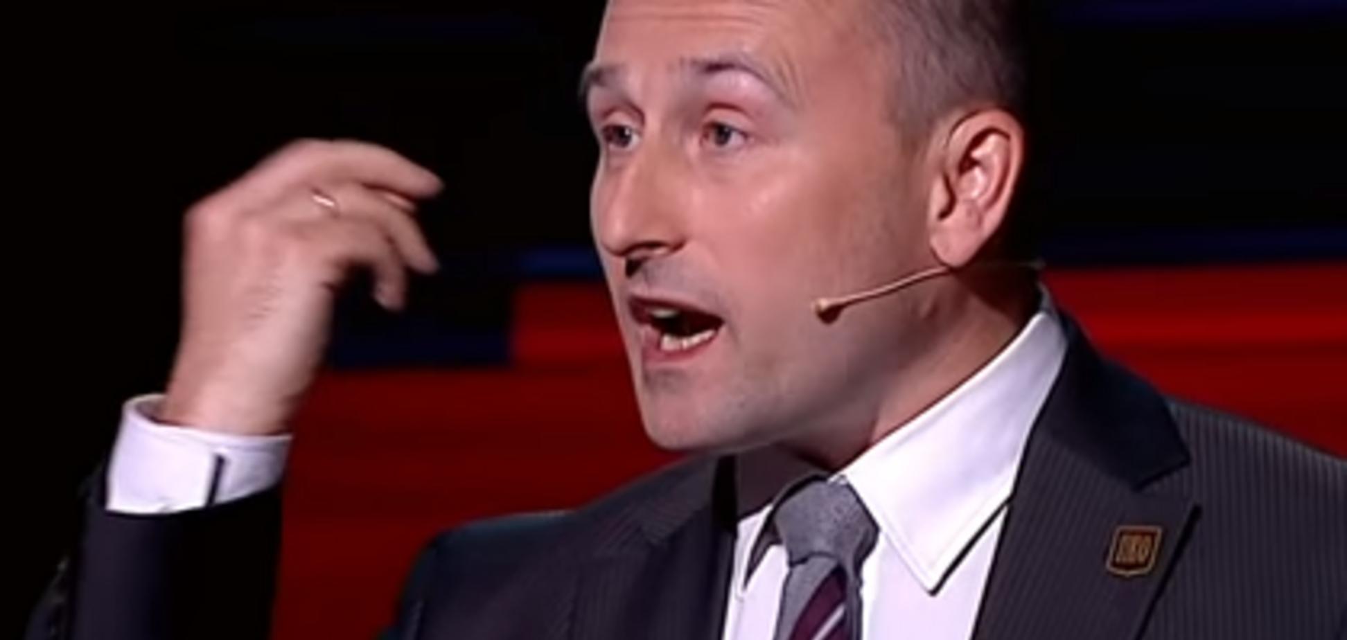 'Страна-оболтус': на росТВ государственность Украины назвали подарком СССР