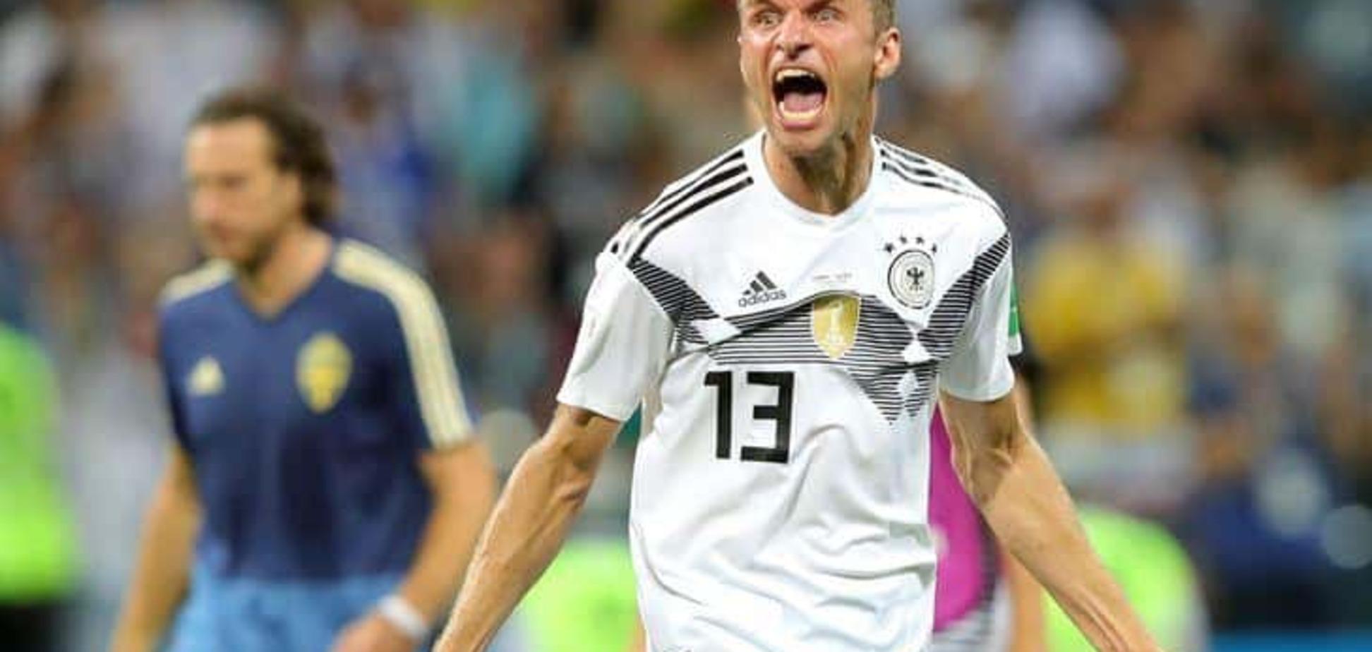 Південна Корея - Німеччина: де дивитися, прогноз на матч ЧС-2018