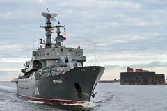 40 кораблів: Росія перекинула ударне угруповання в Азовське море