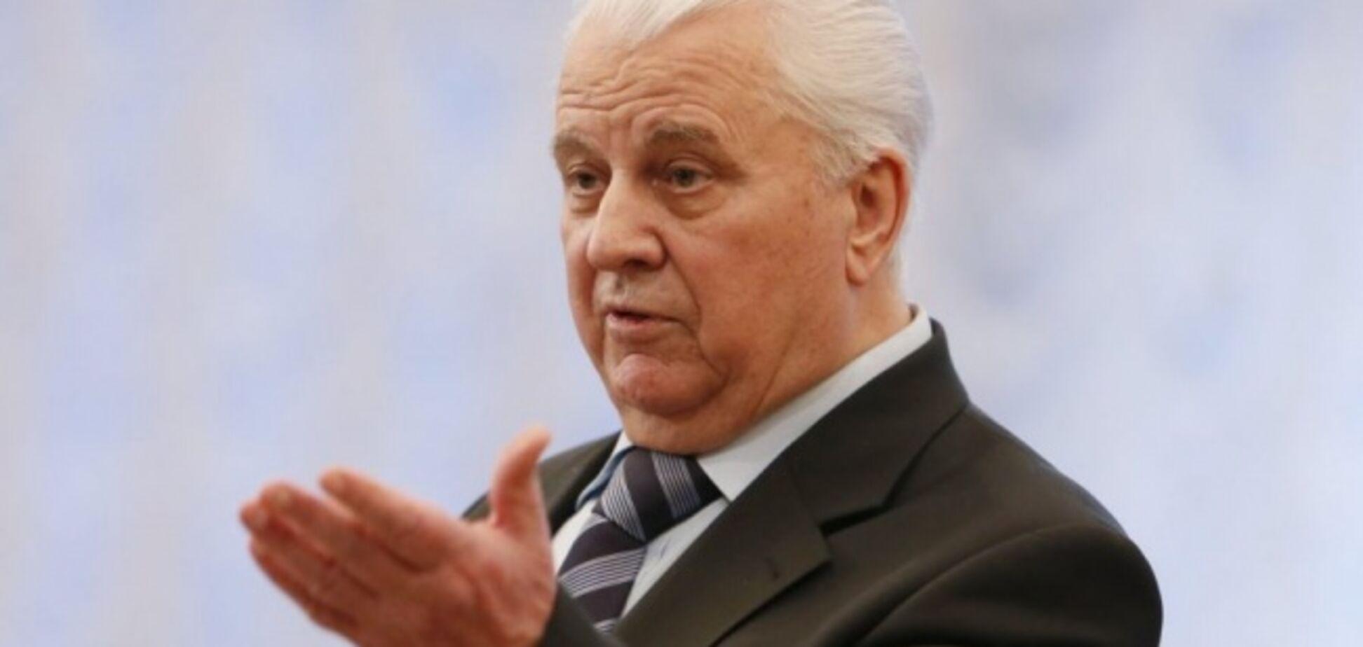 Кравчук вказав на вирішення проблеми з Кримом