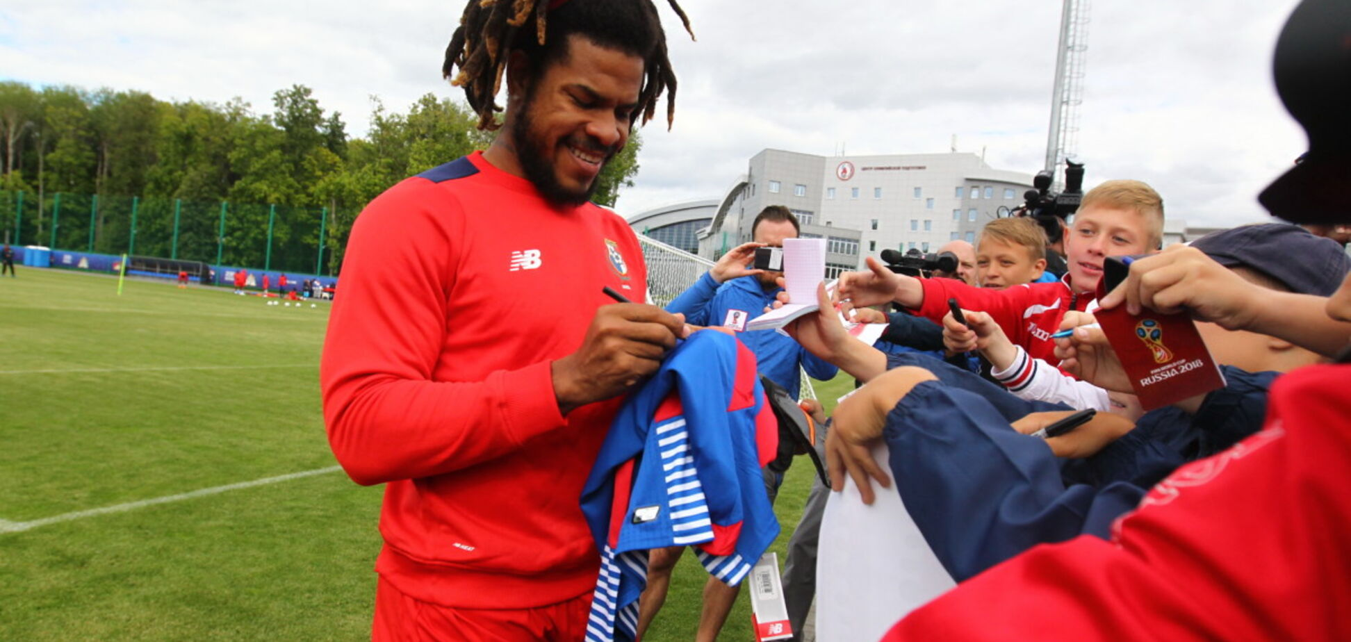 Панама - Туніс: де дивитися, прогноз на матч ЧС-2018