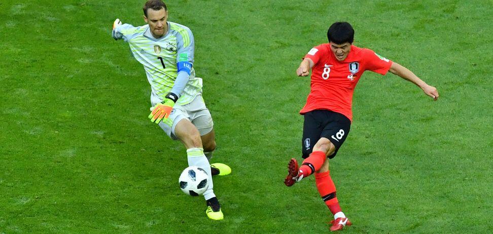 Шовковський підключився до цькування збірної Німеччини і її воротаря Нойєра