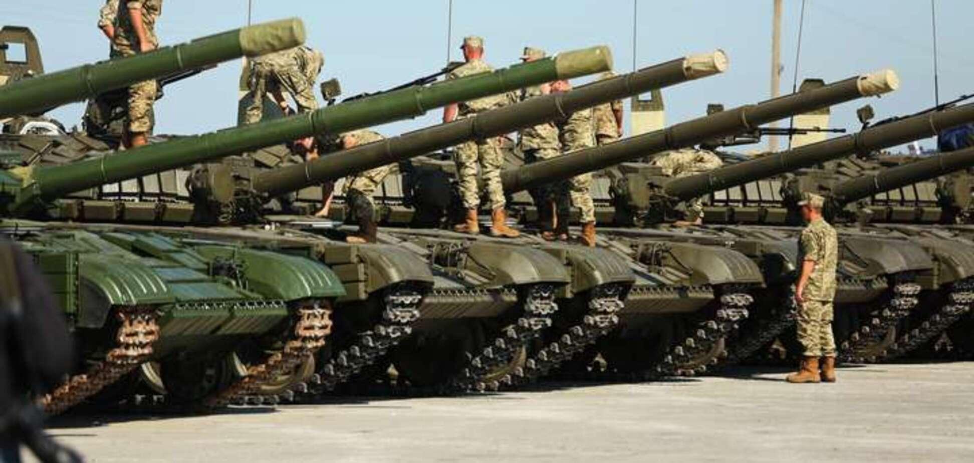 В Україні дефіцит сучасного озброєння: великої трагедії у цьому немає