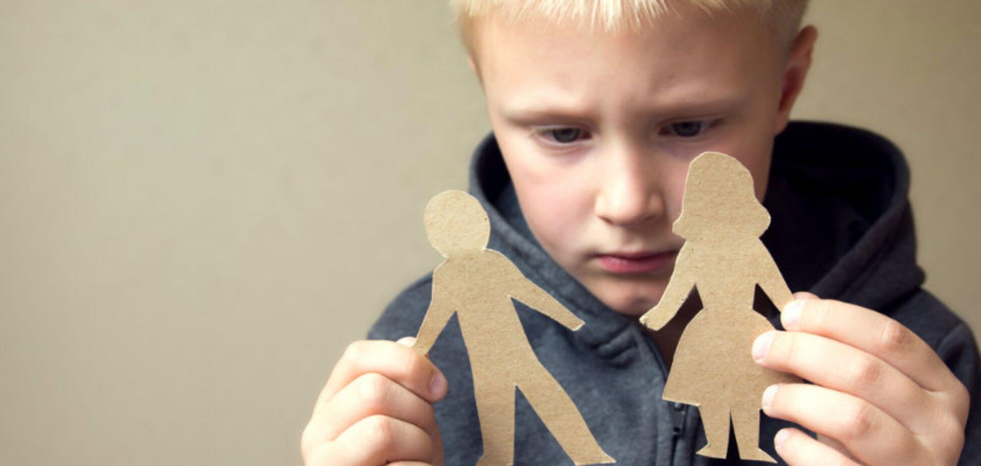'Поверну сина за будь-яку ціну!' Історія киянина, у якого відібрали дитину