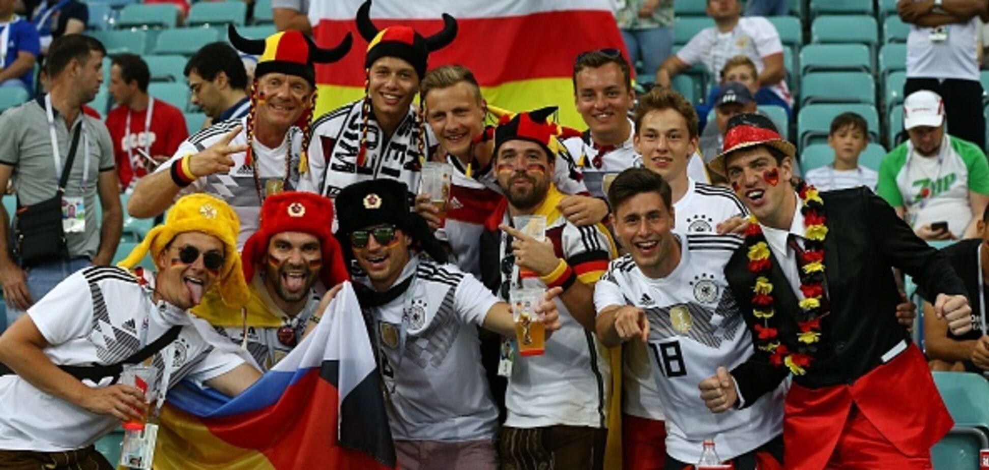 Німеччині передрекли катастрофу через матч ЧС-2018